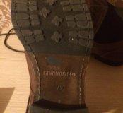 Мужские Батинки кожаные