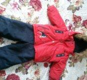 костюм Gusti 80-82 см Зима