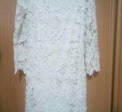 Платье Инсити Гипюр