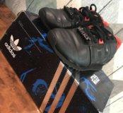 Оригинал Adidas кожа, кроссовки 30 размер