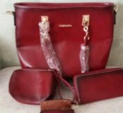 Набор сумок женский новый