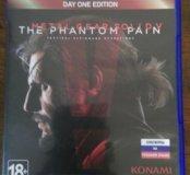 Metal gear solid phantom pain ps4