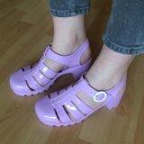 💕👻резиновые туфли american apparel🔮🍬