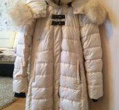Зимнее меховое пальто