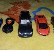 Машинки-подарок сыну!