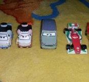 Машинки из Тачки 2