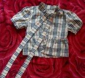 Новая рубашка Burberry