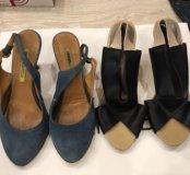 Туфли, босоножки на лето, размер 38