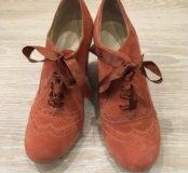 Ботинки, полуботинки , mia donna
