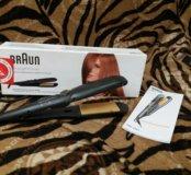 Щипцы для выпрямления волос Braun