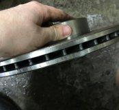 Тормозные диски передние е46