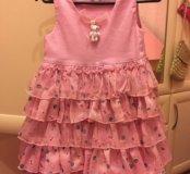 Платье нарядное 1-1,5 года