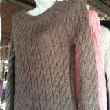 Туники платья свитера