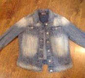 next джинсовая куртка