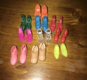Обувь для барби , Barbie
