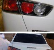 Mitsubishi Lancer фонари