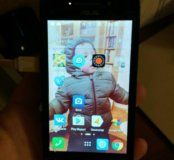 Asus Zenfone 4. Экран 4 дюйма