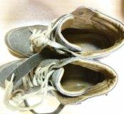 Ботинки thomas mynz