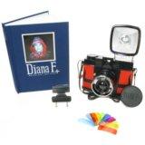Фотоаппарат Diana F+ El Toro