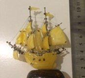 Корабль янтарь