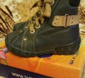 Ботинки демисезонные, фирма Totto, 22 р-р