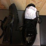 Ботинки из кожи Corso Como