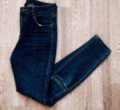 Продам джинсы с завышенной талией🌸