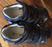 Туфли летние для мальчика