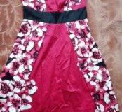 Платье Ларро