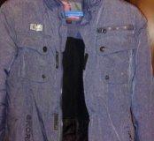 Куртка на мальчика р 146