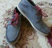 Туфли мужские нубук натуральный р41