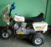 Мотоцикл детский.
