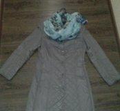 Стёганое пальто ostin