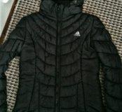 Куртка женская Адидас размер 44
