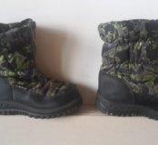 Комплект обуви б/у из трех пар