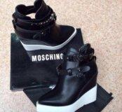 Новые ботиночки москино