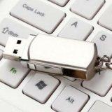 USB flash Drive 2tb USB 2.0 новая в стальном корпу
