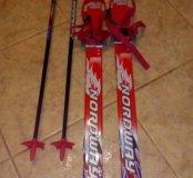 Лыжи Nordway 100 см