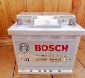 Аккумулятор Bosch S5 Silver plus 54Ah
