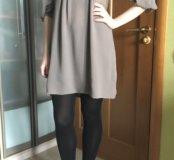 Шелковое платье Vanessa Bruno, размер 42-44 S
