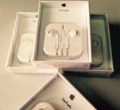 Наушники EarPods iPhone Apple