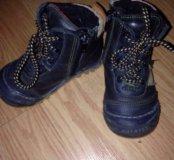 Отличные весенние ботиночки