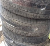 205 50 R17 4 шт. резины Michelin Primasy HP