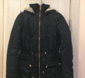 Куртка Zara размер xxs-s