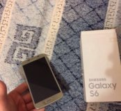 Samsung galaxy G920 s6 32Gb LTE gold
