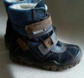 Мембранные ботинки Richter 21 размер