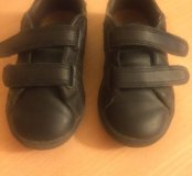 Кожаные кроссовки оригинал Lonsdale London