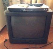 Телевизор +DvD