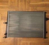 Радиатор основной на Рэно Флюенс