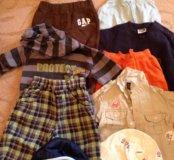 Одежда для мальчика с 1 до 2 лет